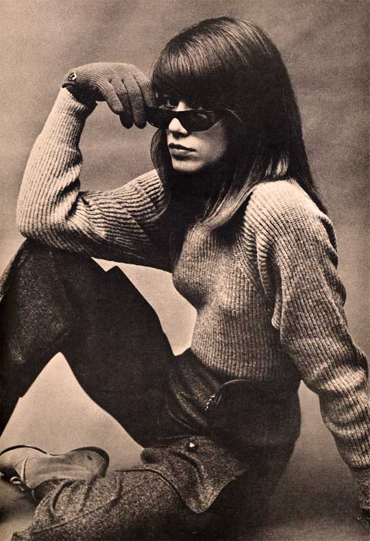 Francoise Hardy - from Pop Star to Icon.