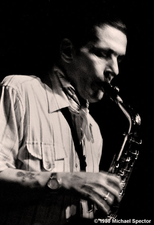 Art Pepper - an artist of troubled brilliance.