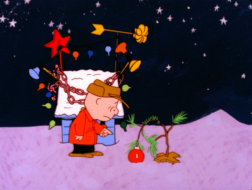 A Charlie Brown Christmas - an institution that feels like its always been there.