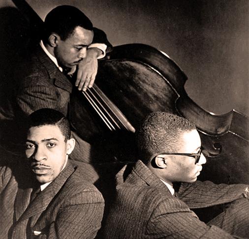 Ramsey Lewis Trio -sayin' it.