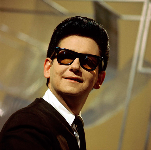 Roy Orbison - one of the true legends of Rock.