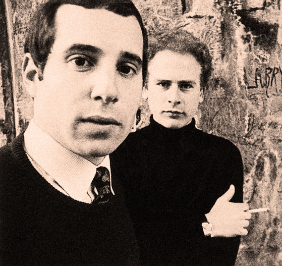 Simon & Garfunkel - Timeless songs for uncertain times.