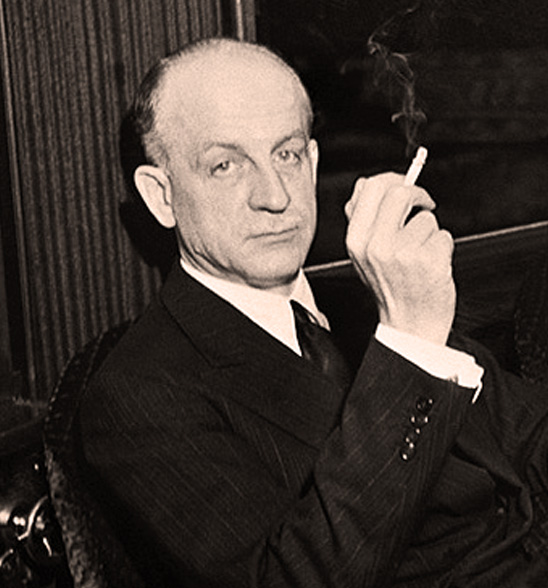 Sumner Welles - helped shape NATO.