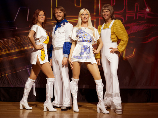 ABBA - Oh .  . .the 70s.