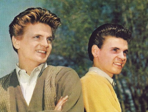 The Everly Brothers -  Rock Royalty.