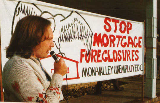 And there was that little thing about home foreclosures in 1983.