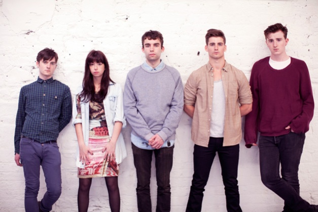 Little Green  Cars - Voted Band To Watch In 2013.