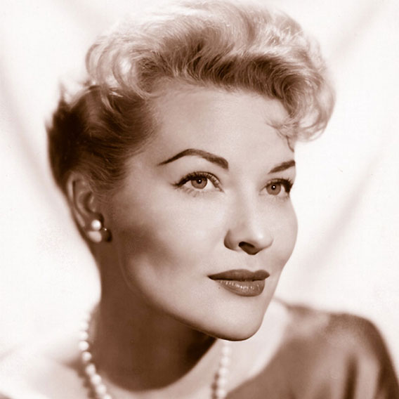 Patti Page - came to personify 1950's Pop, but sadly overlooked for her Jazz abilities.