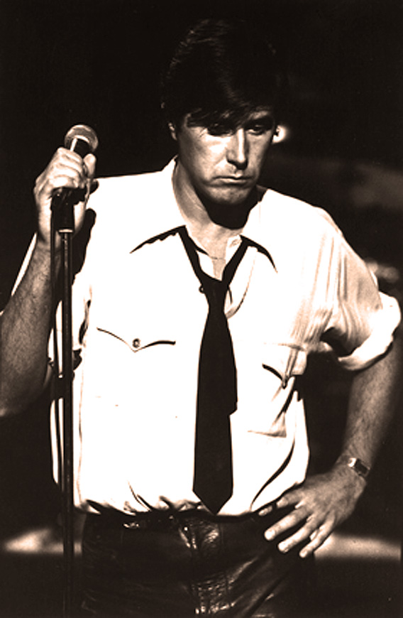 The Inimitable Bryan Ferry.