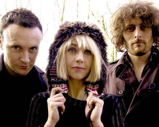 The Joy Formidable - Something Welsh, this way comes.