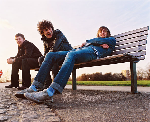 The Fratellis -came and went and came back.