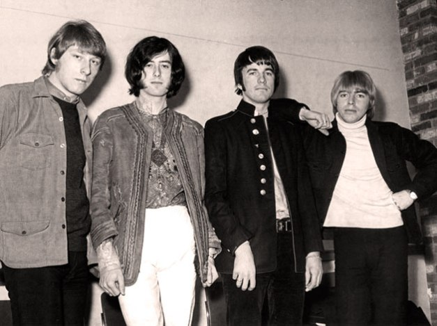 The Yardbirds - Getting close to the end of the first chapter.