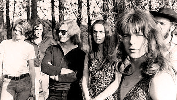 Amon Düül II - One of the first Prog bands from Germany.