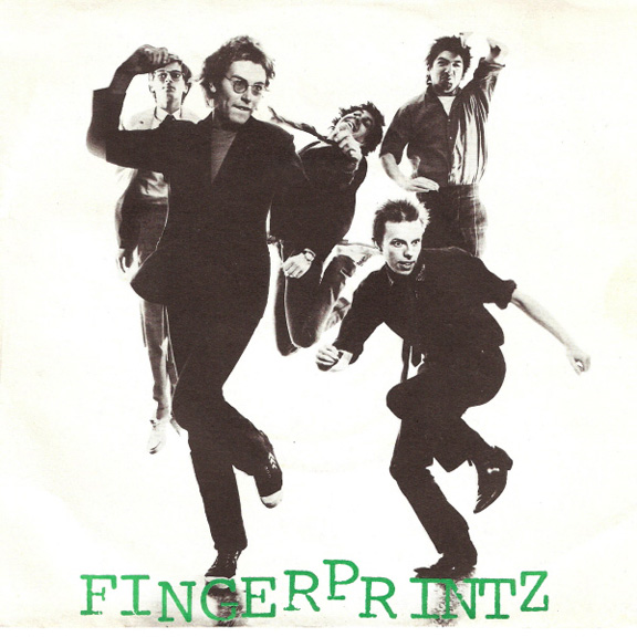 Fingerprintz -  Post-Punk/New Wave - 3 albums before reincarnation.