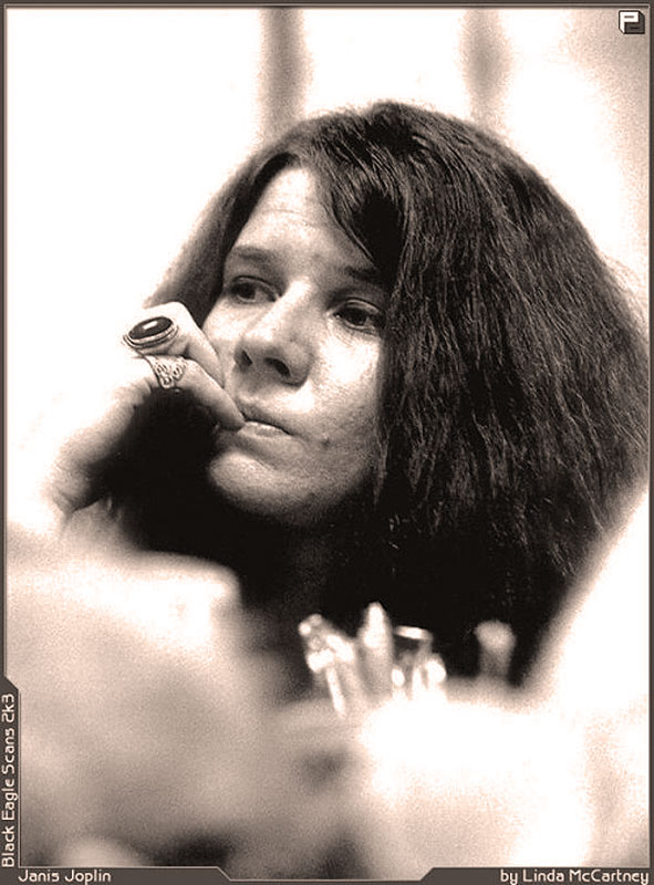 Janis Joplin - Years before the world caught up.