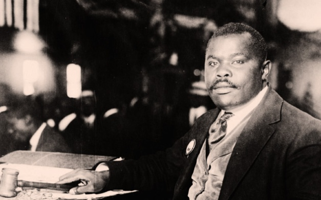 Marcus Garvey - An inspirational figure in the Civil Rights Movement.