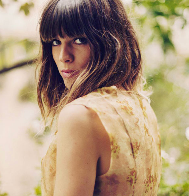 Melody Prochet of Melody's Echo Chamber - French for Ethereal.