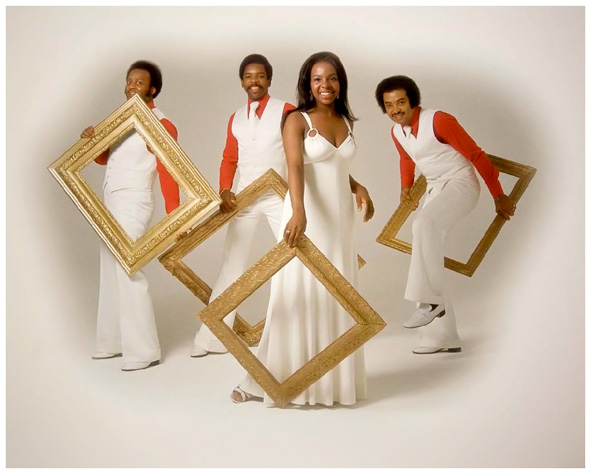 Glady Knight & The Pips - no matter how you frame it - superb.