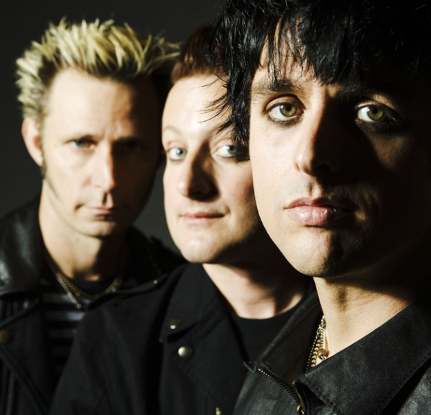 Green Day - the perfect band to blow off steam to.