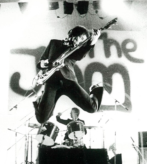 The Jam - giving the jolt the music world needed.