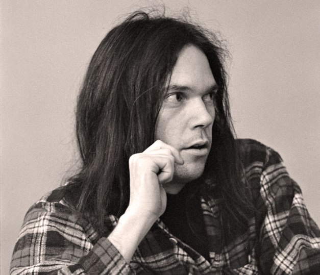 Neil Young - Songs for uncertain times.