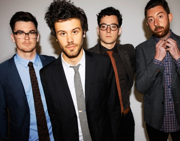 Passion Pit - doing a repeat performance this weekend.