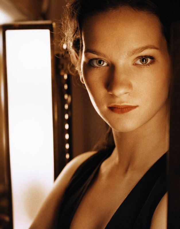 Hilary Hahn - one of the true young gifts of the concert stage.