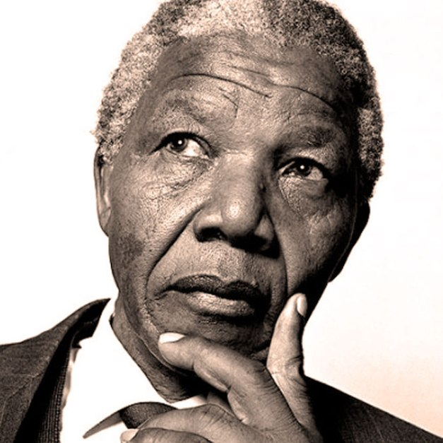 Nelson Mandela - From Prison to President.