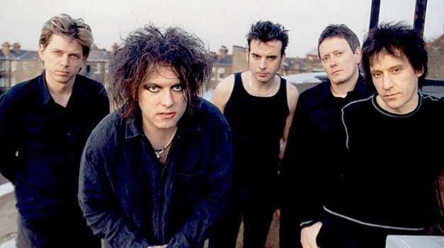 It just wouldn't be a festival without The Cure.