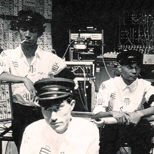 Yellow Magic Orchestra - safe to say they started most of it, if not all of it.