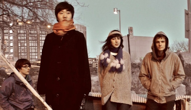 Braids - Canadian Shoegaze comes to Berlin.