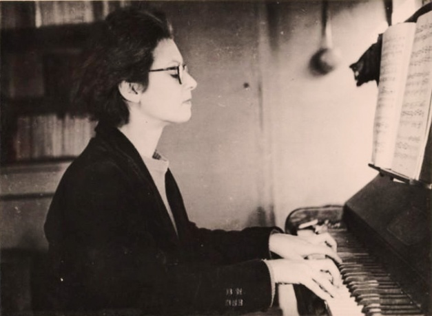Elsa Barraine - one of the leading lights in mid-century Women Composers of France.