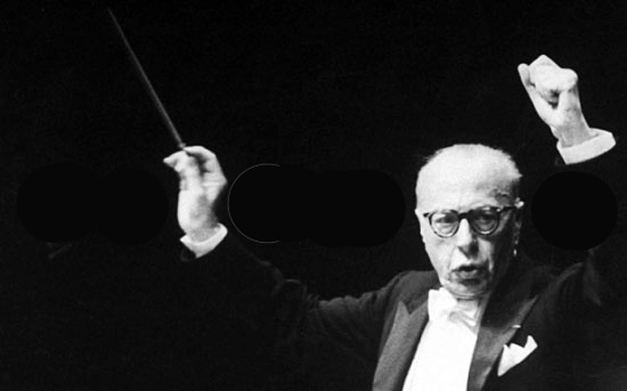 George Szell - one of the giants on the 20th Century podium.