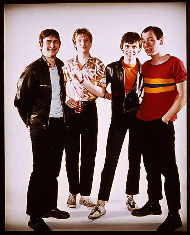 XTC - It would not be the 80s without them.